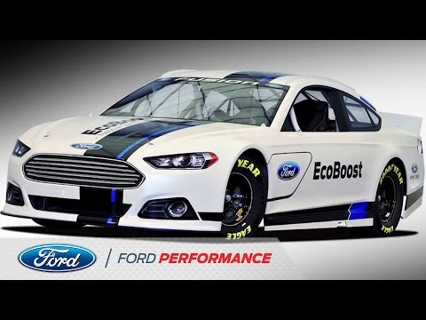 2013 Fusion: Helping Return the Stock Car to NASCAR