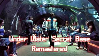 Royalty Free Under Water Secret Base Remastered:Under Water Secret Base Remastered