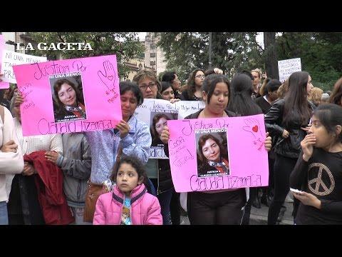 Vecinos piden justicia por Claudia Lizárraga la mujer asesinada en Barrio Jardín