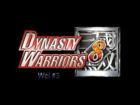 Dynasty Warriors 8 - Wei Part 3