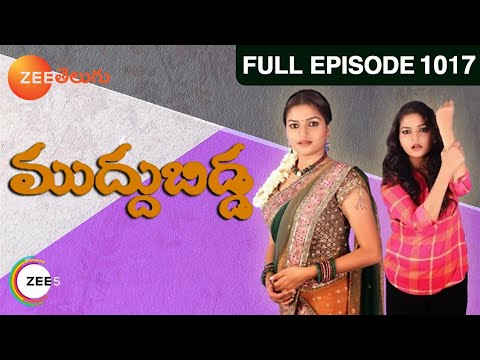 Muddu Bidda - Watch Full Episode 1017 of 8th May 2013