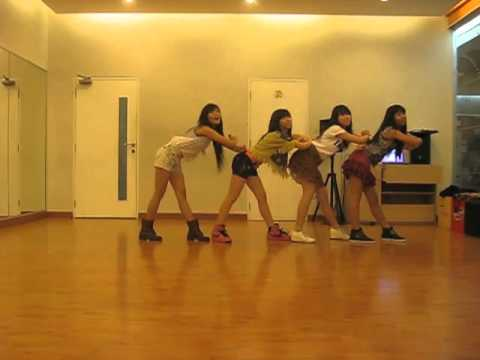 Olive - ไม่ได้ยิน - Cover at Monkey Town Dance Academy