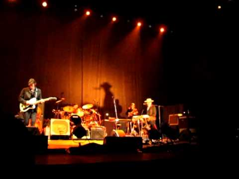 Bob Dylan live in Hong Kong April 12, 2011