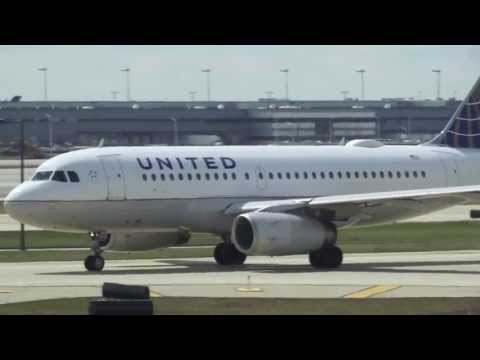 United Airlines at ORD
