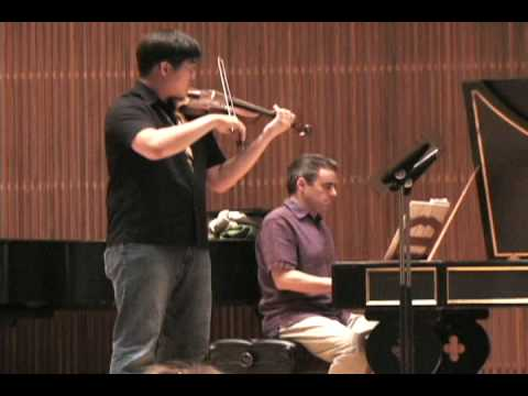 Uccellini: Sonata for Violin and Basso Continuo, Op. 5, No. 4