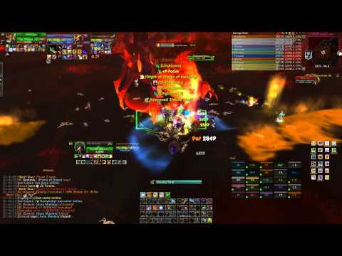 Cataclysm Firelands Heroic Beth'tilac US 25 man