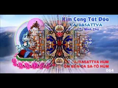 Kim Cang Tat Doa Vajarasattva 108 bien   Luc Tu Dai Minh Chu