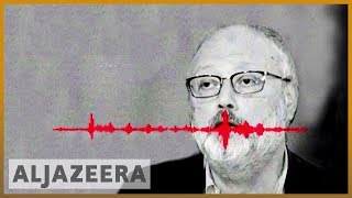 Audio of Jamal Khashoggi's 'secret interview' with Newsweek | AL Jazeera English - ALJAZEERAENGLISH