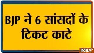 BJP में शामिल हुईं जया प्रदा, रामपुर लोकसभा सीट पर आजम खां को देंगी टक्कर? - INDIATV