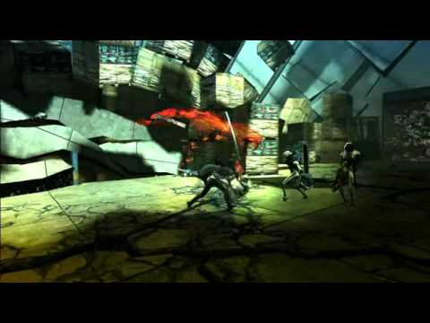 DmC Devil May Cry - TGS 2011 Trailer (SD)