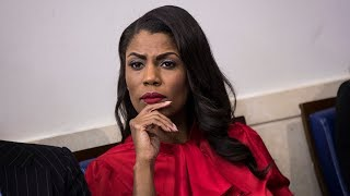 Omarosa's White House Show Is Canceled - THENEWYORKTIMES