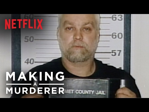"""Making a Murderer"" trailer"