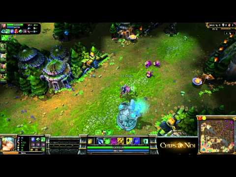 (HD136) Qualifier #2 IEM Kiev  Fnatic Vs LDLC - League Of Legends Replays [FR]