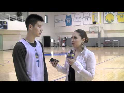 WarriorsWorld TV x Exclusive Season Ending interview with Jeremy Lin
