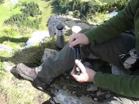 Handpresso on top of Nospitz
