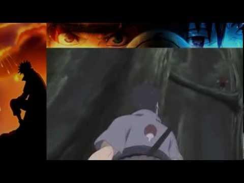 Sasuke meets Reanimated Itachi.    BROTHERS  TALK