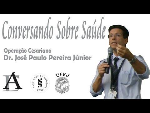 Conversando Sobre Saúde - Operação Cesariana - Dr. José Paulo Pereira Junior