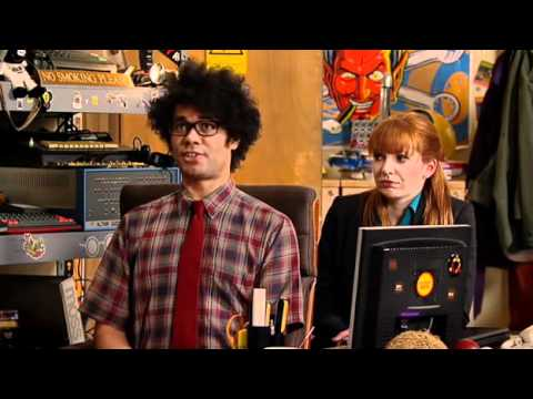 The IT Crowd Fire at a Sea Parks