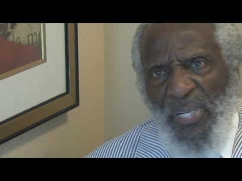Dick Gregory This is how they control them through the 
