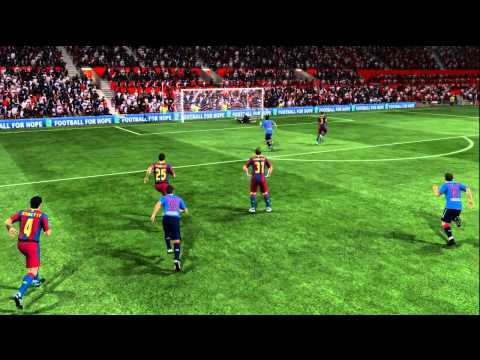 "FIFA 11 ""First Half"" Online Goals Montage [Leftovers]"