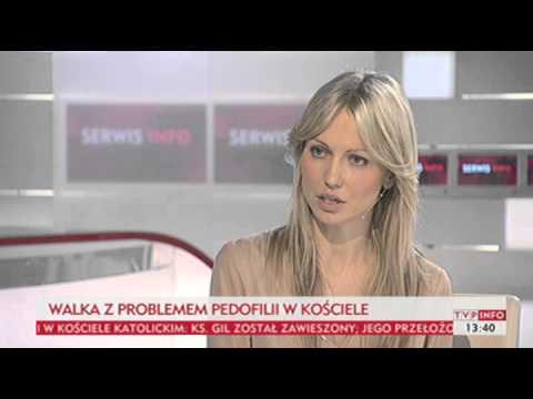 Dyskusja o problemie pedofilii w kościele katolickim w TVP Info z 2013 roku.