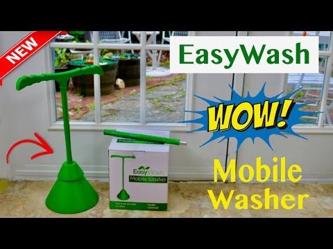 😍  EasyWASH Mobile  Washer - Review   ✅