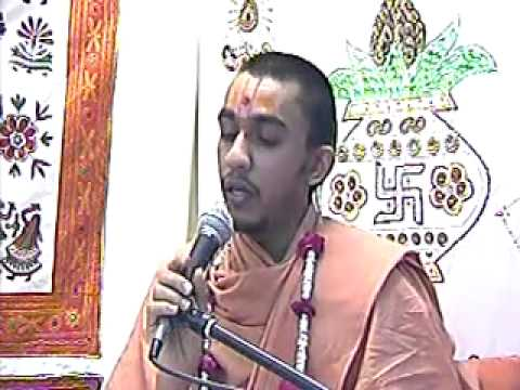 Oldham Temple 35th Patotsav 2012 - Day 3 - Morning Katha