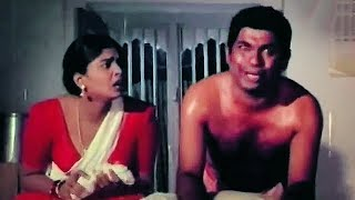 Brahmanandam Enjoying With Lady - LEHRENTELUGU