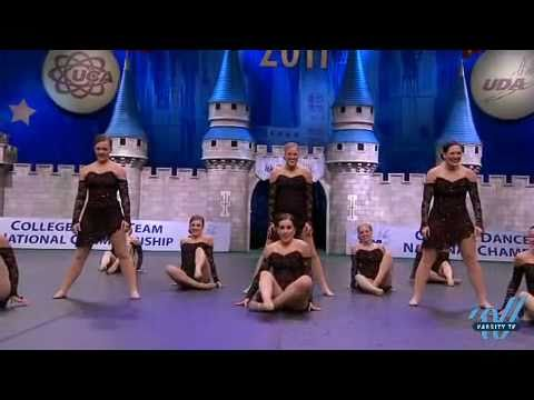 UDA College Nationals 2011: University of Minnesota Division IA Jazz Champions!