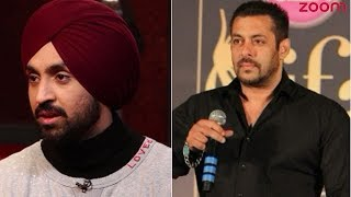 Diljit Dosanjh Talks About His First Meeting With Salman Khan | Yaar Mera Superstar 2 - ZOOMDEKHO