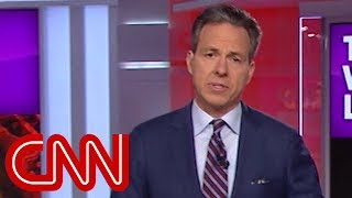 Tapper calls out Trump's 'bizarro-world' defense in Cohen case - CNN