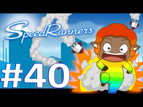 Orange Wool/Coestar/Avidyazen On SpeedRunners (Episode #40)