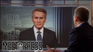 Lankford: 'The problem is not owning an AR-15' | Meet The Press | NBC News - NBCNEWS