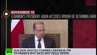 'Lebanon a battlefield between Saudi Arabia and Iran' – Middle East analyst - RUSSIATODAY
