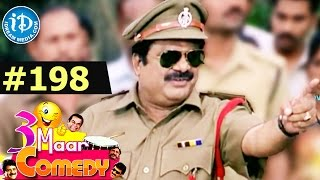 COMEDY THEENMAAR - Telugu Best Comedy Scenes - Episode 198 - IDREAMMOVIES