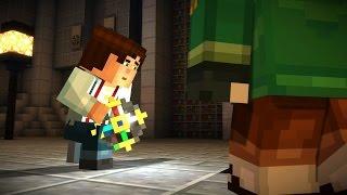В поисках Сорена - Minecraft Story Mode #7