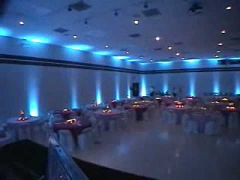 Platinum Sound up-lighting package