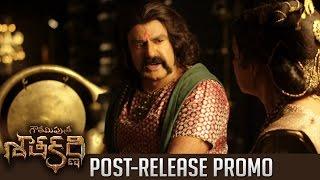 Gautamiputra Satakarni Movie Post Release Promo   Balakrishna   Shriya Saran   TFPC - TFPC