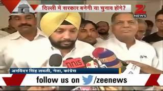 Lt Governor Najeeb Jung to invite BJP to form Delhi government - ZEENEWS