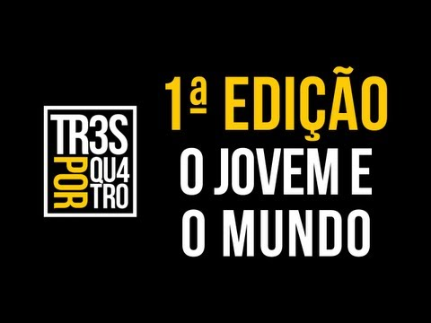 Programa Trs Por Quatro - 1 edicao (04/04/2013)