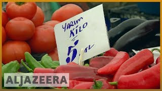 🇹🇷 Turkey food prices soar to 20-year high | Al Jazeera English - ALJAZEERAENGLISH