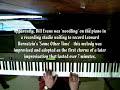 Peace Piece (Bill Evans) - Solo Jazz Piano