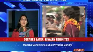 The Newshour Debate: Gandhi's at war - TIMESNOWONLINE