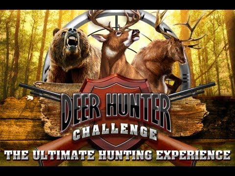 DEER HUNTER CHALLENGE   JOGO   TABLET GENESIS 7205