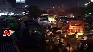 AP Govt Decided to Seize Arunachal Pradesh Registered Busses || NTV - NTVTELUGUHD