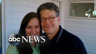 2nd woman accuses Sen. Al Franken of groping - ABCNEWS