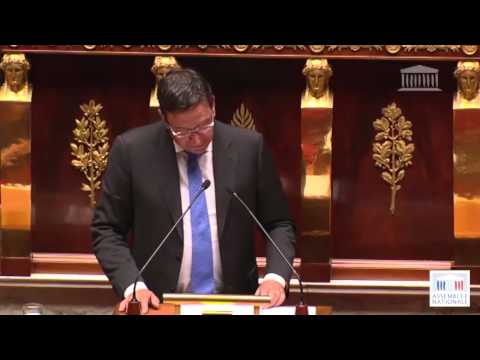 """Intervention du député Gomès sur le paquet """" énergie/climat """" - 15-01-2015"""