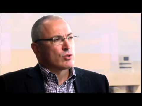 """Mihail Hodorkovski: """"Ceea ce a făcut Putin în Ucraina este o mare greşeală politică"""""""