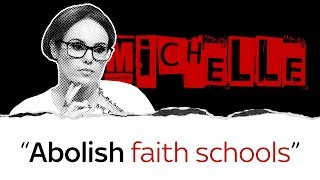 Michelle Dewberry on banning faith schools - SKYNEWS