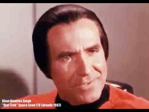 Because I'm Not A Product of Controlled Genetics! || Star Trek 1967